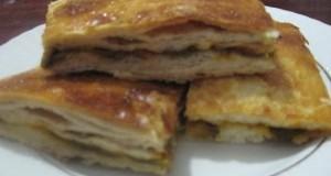 Kıymalı Arnavut Böreği